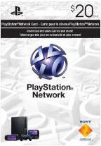 Win a $20 USD PlayStation Network Card!